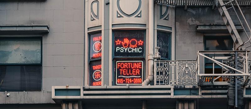 Psychic Mediums